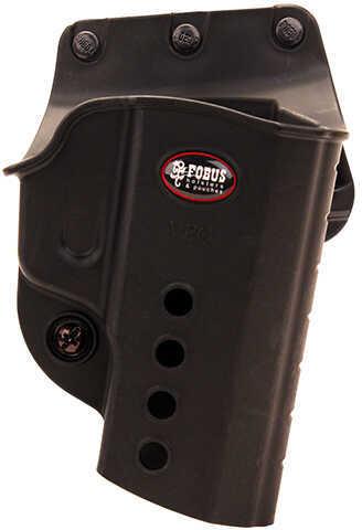 Fobus Belt Holster H&K VP9/40, Walther PPQ /M2 9mm. Right Hsand, Black Md: VPQBH