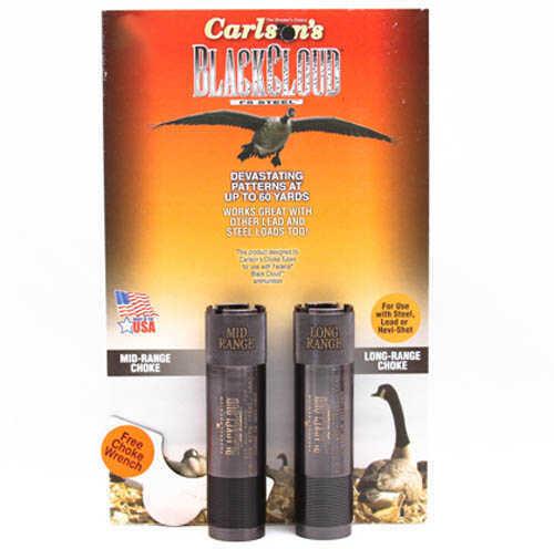 Carlsons Black Cloud Choke Tube, 20 Gauge Benelli Crio/Crio Plus, Long Range And Mid Range Md: 09130