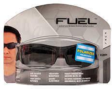 Peltor Fuel X2P HP Safety Eyewear, Black,Polarized Gray Md: 90879-80025T