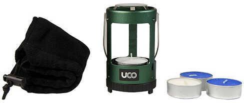 UCO Mini Lantern Kit, Green Md: A-LTN-Kit