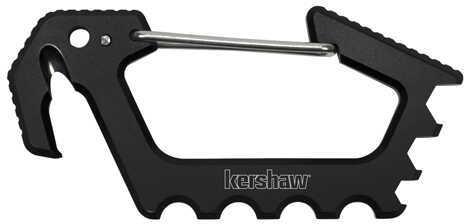 Kershaw Jens Carabiner Black Oxide Coating Md: 1150BLKX