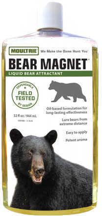 Moultrie Feeders Bear Magnet Fish Oil, 32 Fluid Ounces Md: MFS-13082