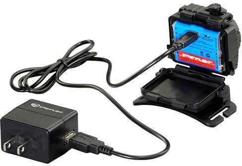 Streamlight Double Clutch 120V AC Black Md: 61603