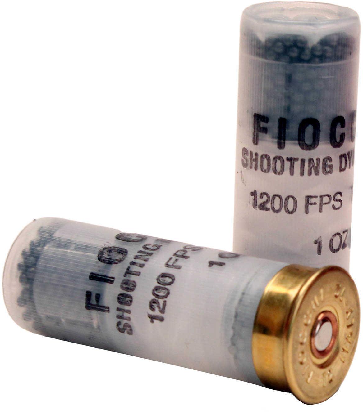 "Fiocchi Ammunition Shooting Dynamics Target Load Line 12 Gauge 2.75"" Size #9 Shot, 1 oz Shotshells, 25 Per Box"