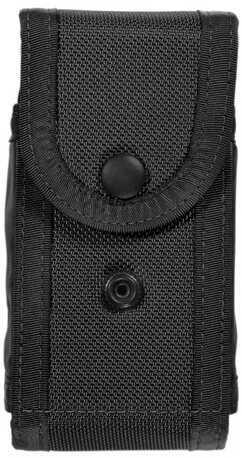 Bianchi M1030 Military Quad Magazine Pouch Black, Size 01 14930