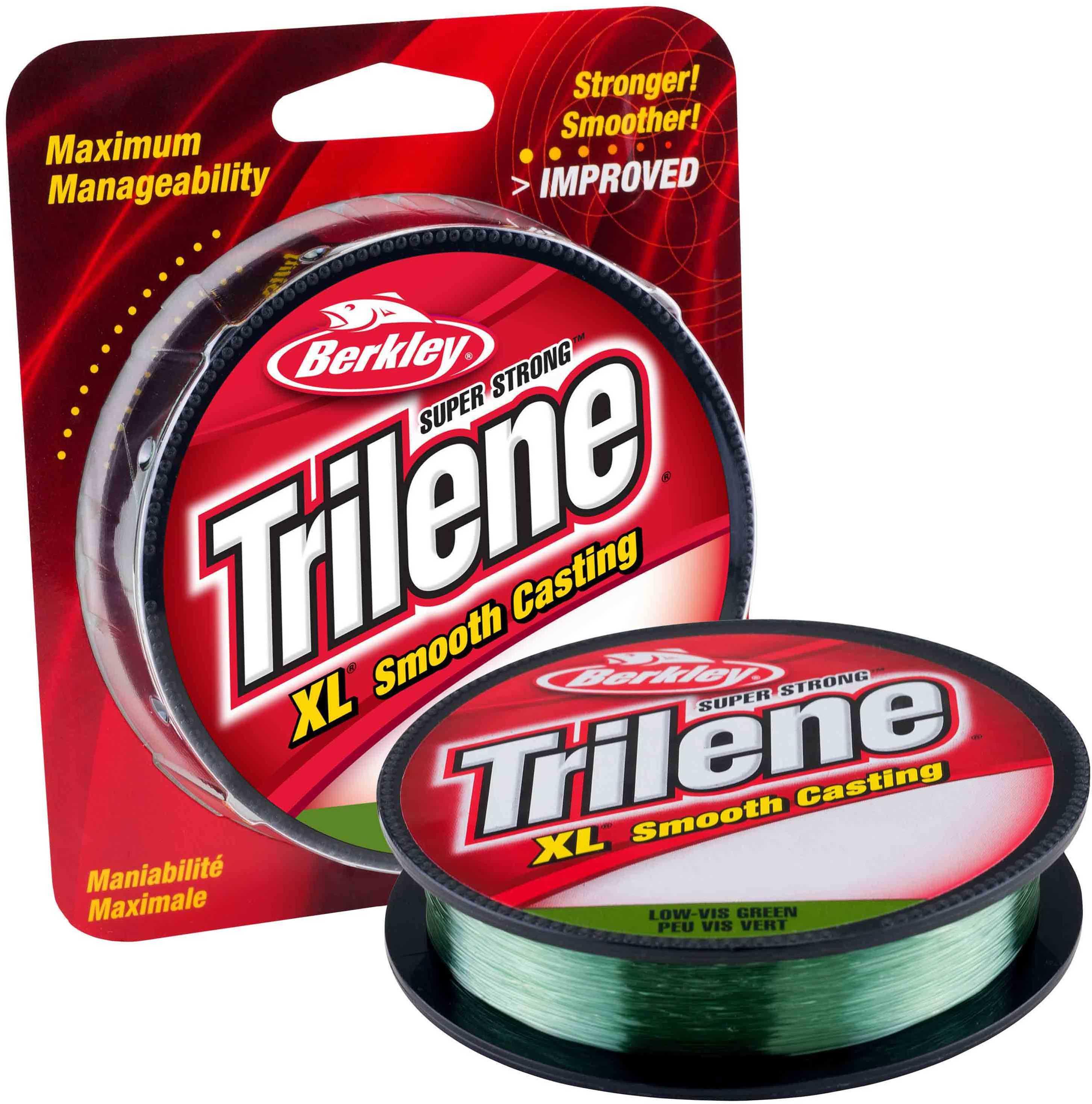 Berkley Filler Spool Trilene XL, Green 300 Yards , 10 lb 1279682