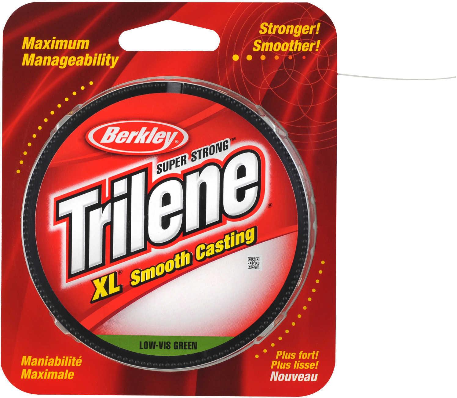 Berkley Filler Spool Trilene XL, Green 300 Yards , 12 lb 1279683