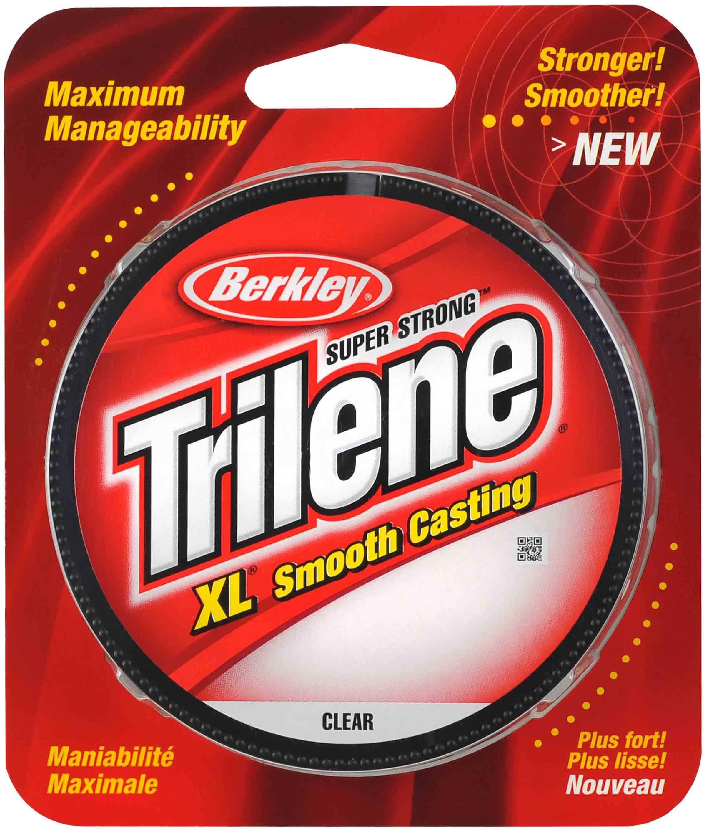 Berkley Filler Spool Trilene XL, Clear 300 Yards , 17 lb 1279675