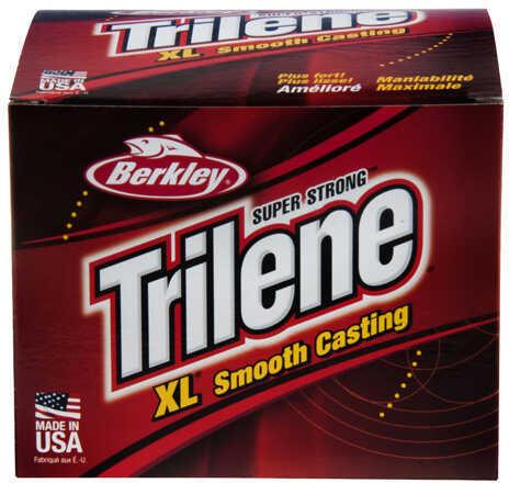 Berkley Trilene XL Line 3000yd 6# Clear Md#: XL306-15