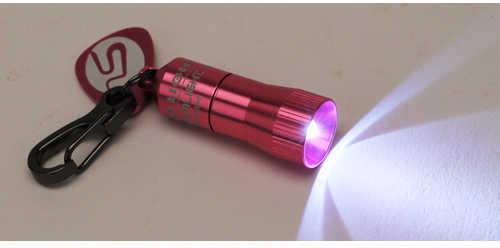 Streamlight National Breast Cancer Foundation Nano Flashlight White Led 10 Lumens Clam Pack Pink 73003