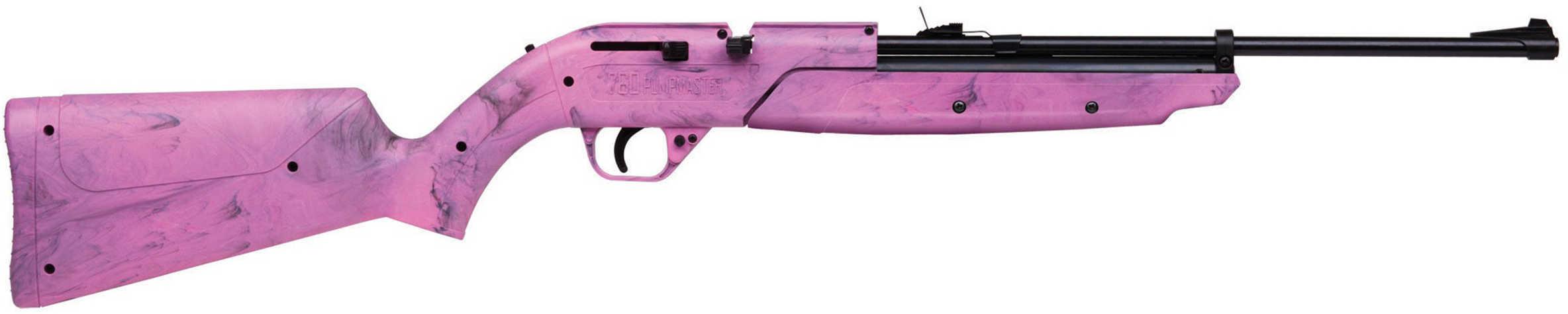 Crosman PUMPMASTER Pink 177 Caliber 760P