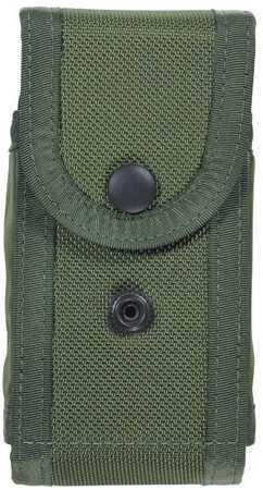 Bianchi M1030 Military Quad Magazine Pouch Olive Drab, Size 01 14931