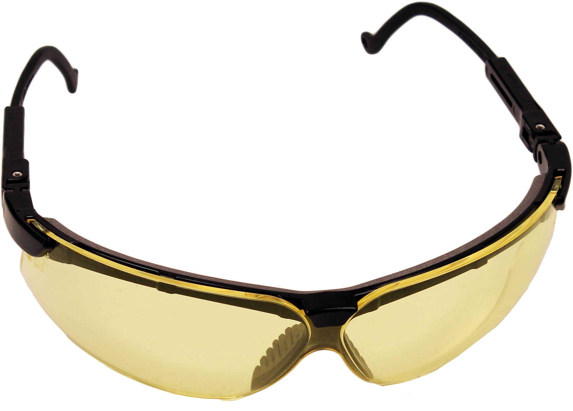 Howard Leight Industries Genesis Glasses Amber 10 R03571