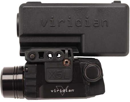 Viridian Weapon Technologies Generation 2 Laser Universal Black Green Laser & Tactical Light Fits Any Full Size Pistol/Rifle, Ec