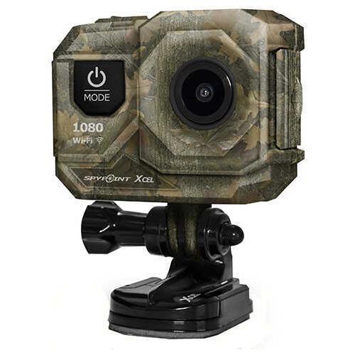 Spy Point XCEL 1080 Hunt Action Cam, Camo Md: XCEL 1080 HUNT