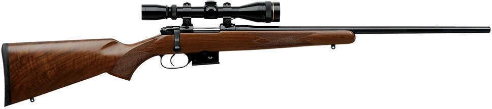 CZ USA 527 American 222 Remington Blued Barrel Walnut Stock Bolt Action Rifle 03021