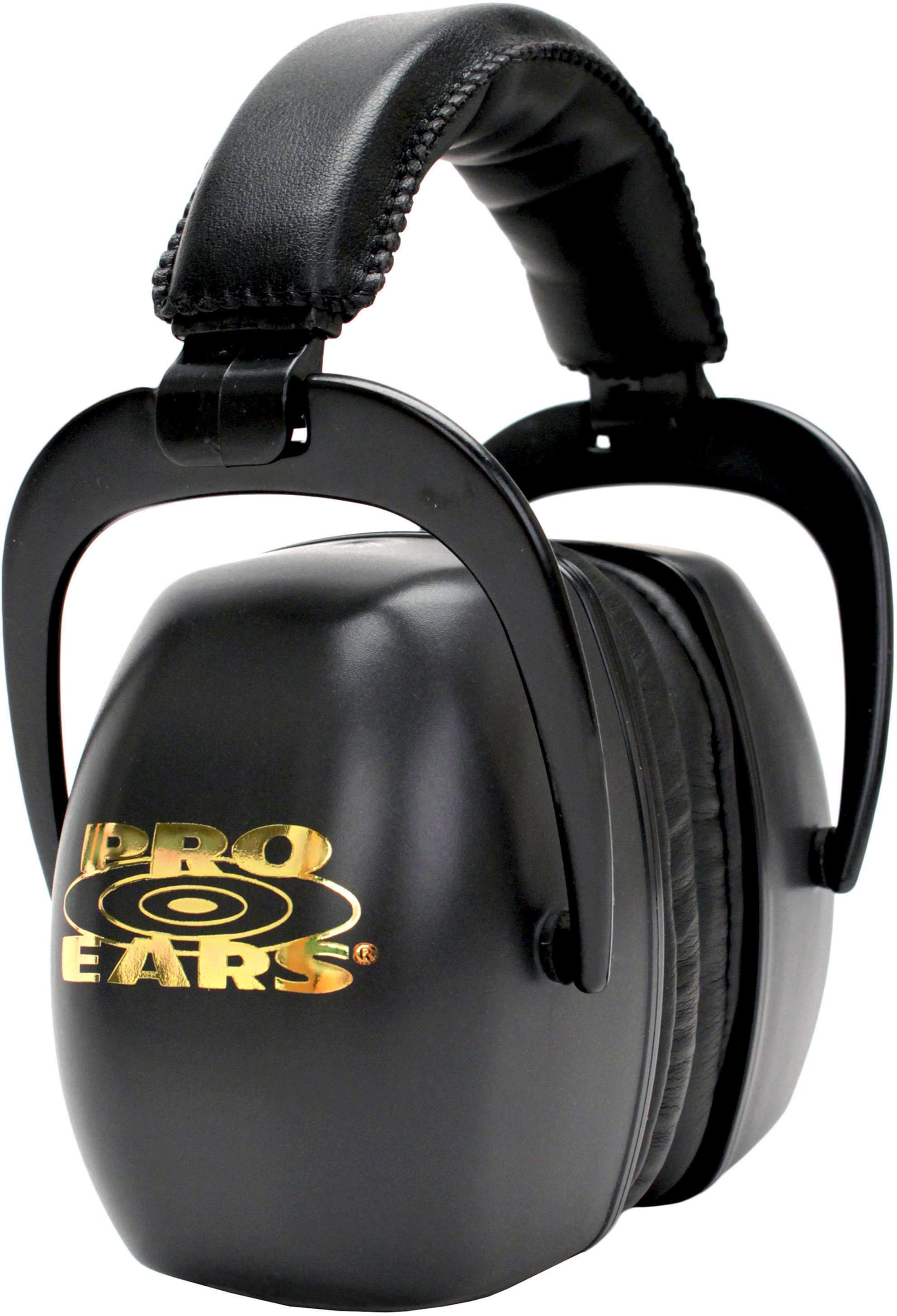 Pro Ears Ultra Pro Black PE-UP-B