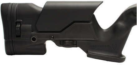 ProMag Archangel Stock Fits Remington 700 308 Shot Action with Aluminum Pillar Blocking 10 Round Magazine Black AA700A