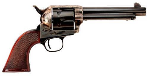 """Taylor's & Company Revolver Taylor Tuned The Short Stroke Gunfighter 357 Magnum 5 1/2"""" Barrel 6 Round Walnut Grip"""