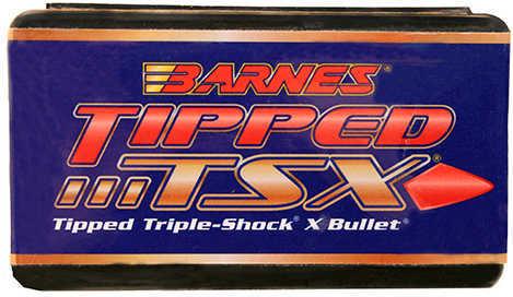 "Barnes Bullets 30 Caliber .308"" 168 Grain Tipped Triple Shok X Boattail (Per 50) 30878"