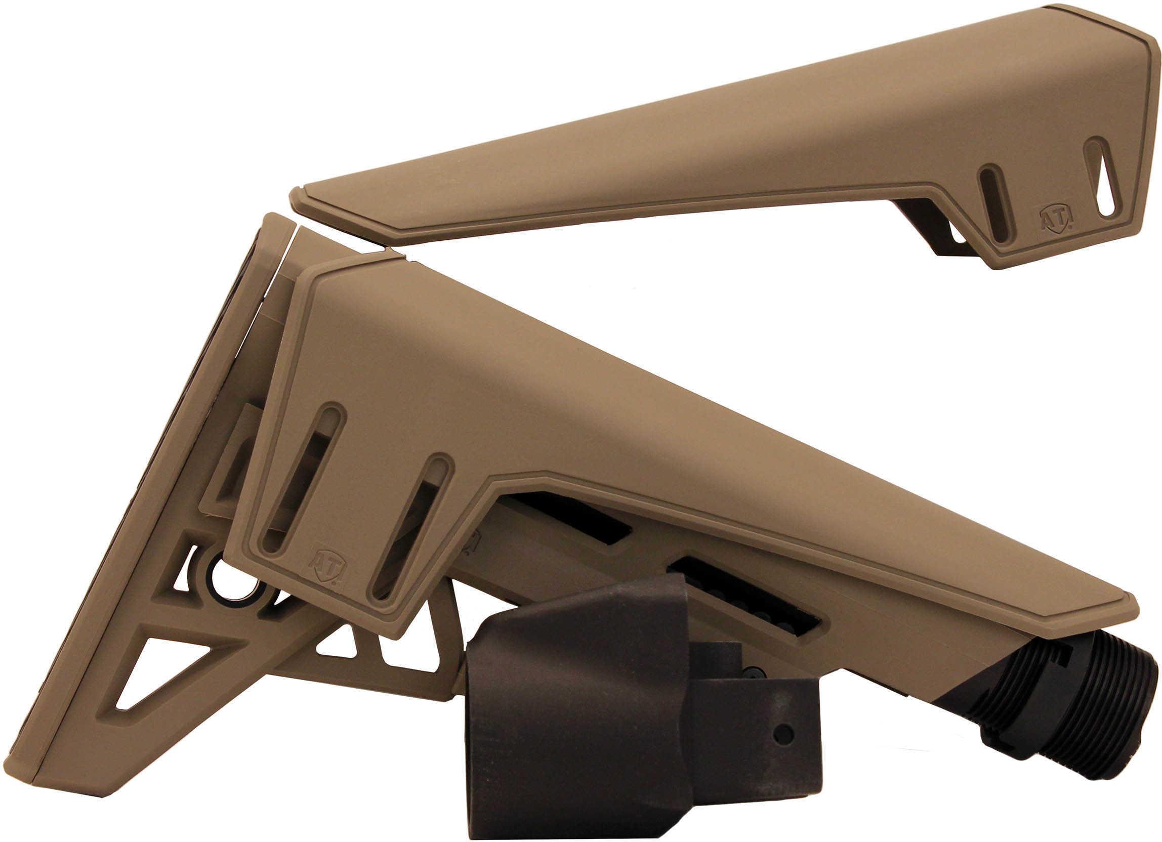 Advanced Technology Intl. AK-47 TactLite Elite Adjustable Stock w/SRP Flat Dark Earth Md: B.2.20.1265