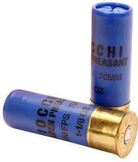 "Fiocchi Ammo Golden Pheasant 16 Gauge 2 3/4"" 1 1/8 oz #5 Nickel Plated Lead Ammunition Md: 16GP"