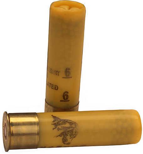 """Fiocchi Ammo Golden Pheasant 20 Gauge 3"""" 1.25Oz #6 25 Rounds Ammunition 203GP6"""