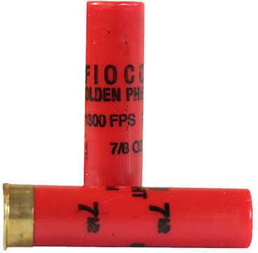 """Fiocchi Ammunition 28 Gauge 2.75"""" Size 7.5, 7/8 Oz (Per 25) Golden Pheasant Md: 28GP75"""