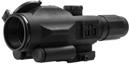 NcStar SRT Scope 3-9x40mm, P4 Sniper Reticle with Green Laser Md: VSRTP3940GV3