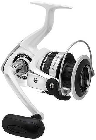 Daiwa Laguna 5BI Spinning Reel 5000, 4.6:1 Gear Ratio, 6 Bearings, 18 lb Max Drag, Clam Md: LAGUNA5000-5BI