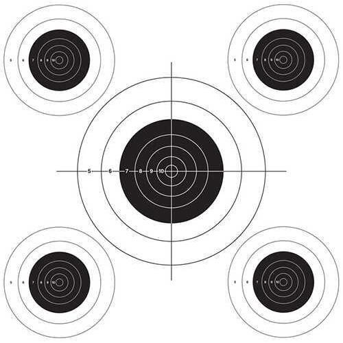 TargDots Target Roll Bullseye Md: 4320075