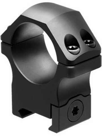 Leapers Inc. UTG Pro Medium Profile P.O.I Picatinny Rings 30mm, 2 Pieces, Black Md: RWU013015