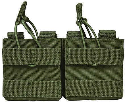NcStar AR-10/M1A/FAL .308 Dual Magazine Pouch Green Md: CV3082MP2977G