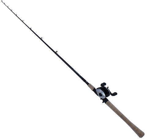 Abu Garcia Maxtoro Baitcast Combo 50, 5.3:1 Gear Ratio, 7' Length, 2pc Rod, 40-60 Lb Line Rate Medium/heavy Pow