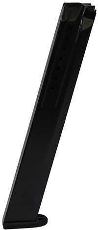 ProMag Ruger SR9, 9mm 32-Round Magazine, Blued Steel Md: RUG-A34