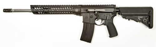 "2 Vets Arms AR-15 MACOM 223 Rem /5.56 Nato 16"" Barrel 30 Round Semi Automatic Rifle Black Finish Sopmod Stock 2VA5.56 MACOM"