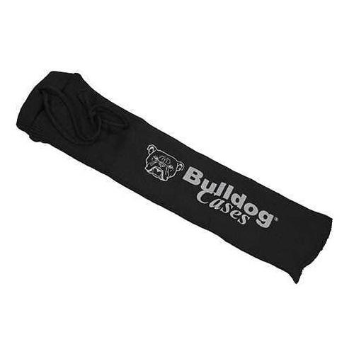 "Bulldog Cases Bulldog Gun Sock 14""X4"" Black Handgun"