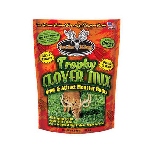Antler King Food Plot Seed Trophy Clover Mix Md: TC35