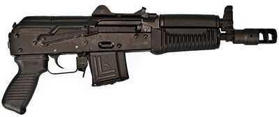 "Arsenal SLR-106U/UR AR Semi-Automatic Pistol 5.56mm NATO 8.5"" Barrel MB 20+1 Mag Synthetic Grip Black SLR106-58"