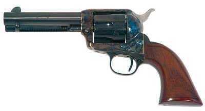 """Cimarron Evil Roy 357 Magnum 4.75"""" Barrel 6 Round Wood Revolver ER4103"""