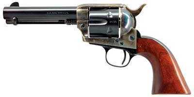 "Cimarron Model P 1873 SAA  357 Magnum  4.75"" Barrel  6 Round Blued Revolver Pre War  Pistol"