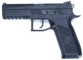 """CZ P-09 Duty 40 S&W 4.03"""" Barrel 15 Round Black Polymer Semi Automatic Pistol 91621"""