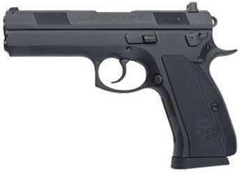 "Pistol CZ USA CZ 97BD Semi-automatic Double Action Full 45 ACP 4.5"" Barrel Steel Black Aluminium 10 Rounds 2 Mags 01416"