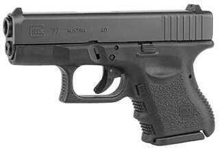 """Glock 27 Sub Compact 40 S&W 3.46"""" Barrel 9 Round Semi Automatic Pistol PN2750701H"""