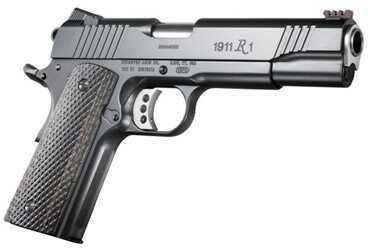 "Remington 1911 R1 Enhanced 45ACP 5"" Barrel 8 Round Semi Automatic Pistol 96329"