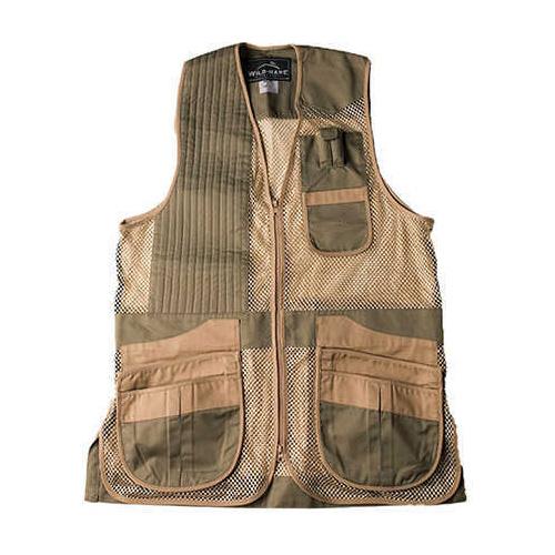 Peregrine Wild Hare Heatwave Mesh Vest Sage/Khaki, Right Hand, X-Large