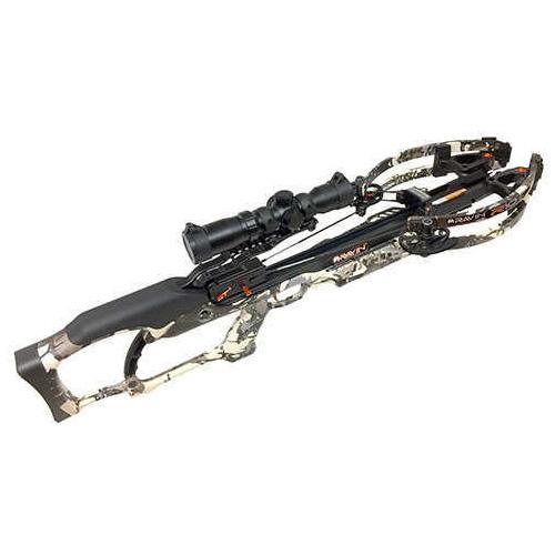 RAVIN Crossbow R10 Predator CamoSpeed (400gr.): 400 fps - Power-Stroke: 11 - Kinetic Energy: 142 - Draw Force: 12 lbs. - Width Axle-Axle: 6.5 Cocked - Width Axle-Axle: 10.5 Un-Cocked - Total Length: 3...