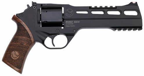 Revolver Chiappa Rhino 60DS 357 Magnum 6'' Barrel Black Finish