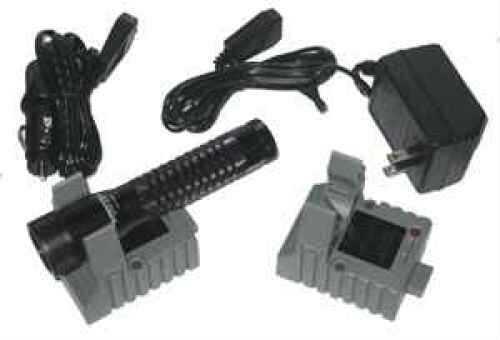 Streamlight Strion Flashlight, (120v AC/12V DC 2 Holder) 74002