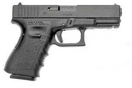 "Glock Model 19 9mm Luger 4.02"" Barrel 15 Round Fixed Sights Semi Automatic Pistol PI1950203"